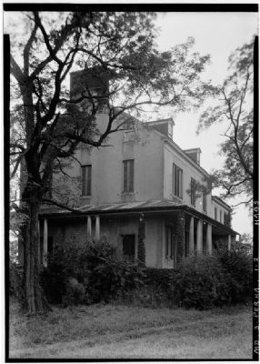 Perrry Hall in 1936 image. Click for full size.