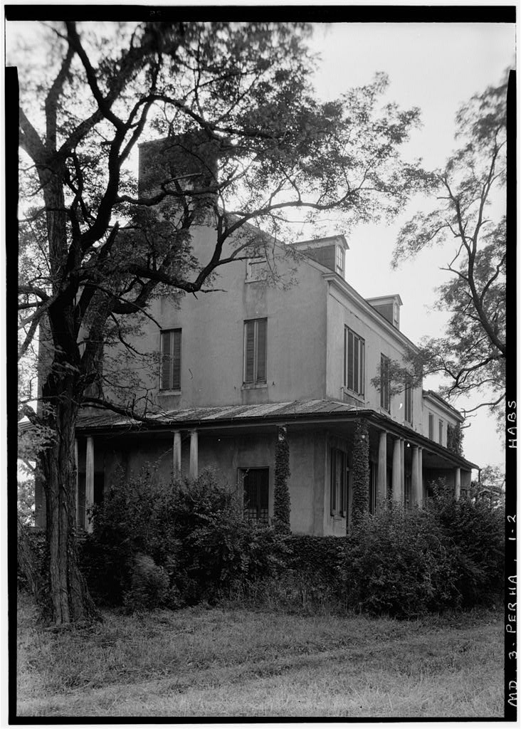 Perrry Hall in 1936