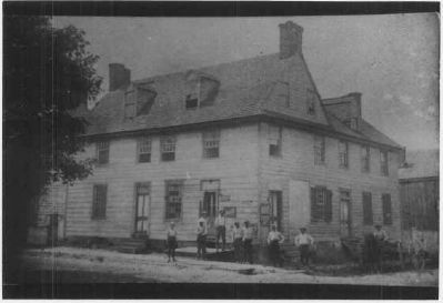 Worrell's Tavern image. Click for full size.