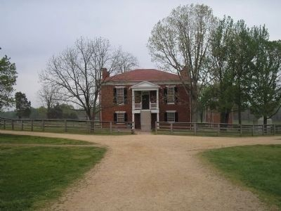 Village of Appomattox Court House image. Click for full size.