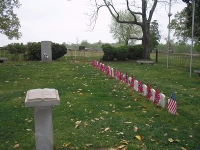 Civil War Graves image. Click for full size.