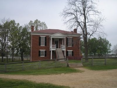 Appomattox County Court House image. Click for full size.