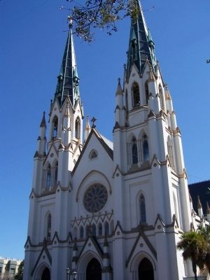Cathedral of St. John the Baptist image. Click for full size.