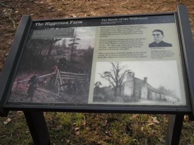 The Higgerson Farm Marker image. Click for full size.