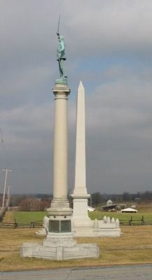The New Jersey State Monument image. Click for full size.