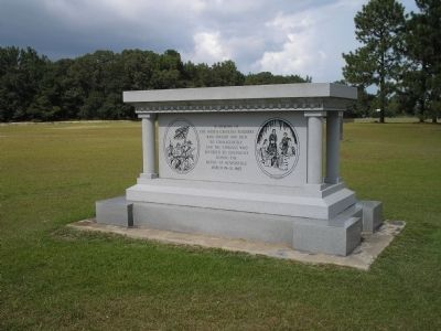 North Carolina Monument image. Click for full size.