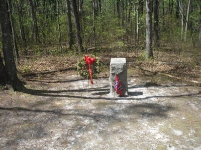 A.P. Hill Death Site image. Click for full size.