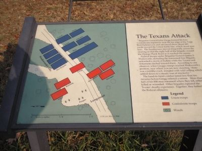 The Texans Attack Marker image. Click for full size.