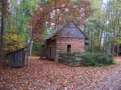 The Duckett Cabin image. Click for full size.
