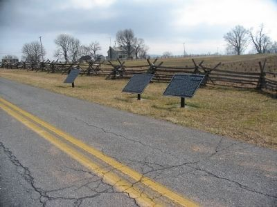 Confederate Tablets on Starke Avenue image. Click for full size.