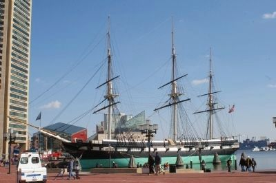 USS Constellation image. Click for full size.
