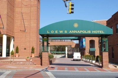 Loews Annapolis Hotel image. Click for full size.