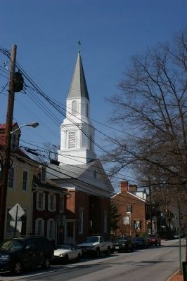 First Presbyterian Church of Annapolis image. Click for full size.