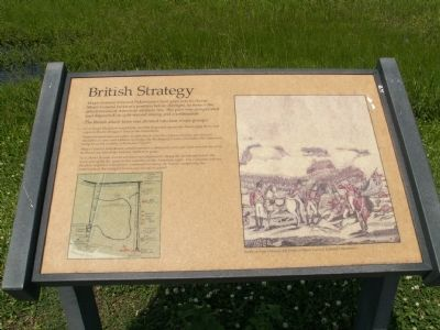 British Strategy Marker image. Click for full size.