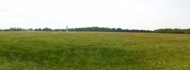 A Panoramic View Of The Battlefield image. Click for full size.