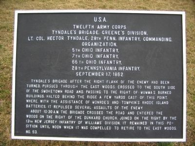 Tyndale's Brigade Tablet image. Click for full size.