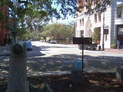 Ogeechee Road, known as Bull Street today image. Click for full size.