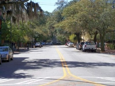 Ogeechee Road ( Bull Street today) image. Click for full size.