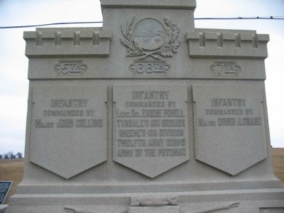 Front Face of Monument image. Click for full size.