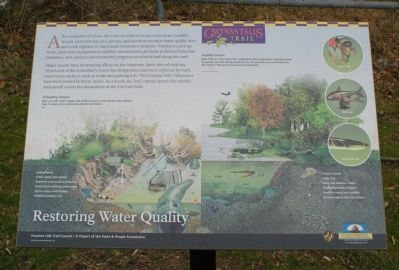 Restoring Water Quality Marker image. Click for full size.
