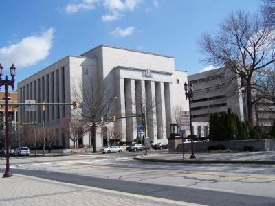 Dauphin County Courthouse image. Click for full size.