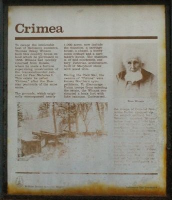 Crimea Marker image. Click for full size.