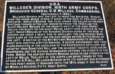 Willcox's Division Tablet image. Click for full size.