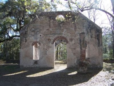 Chapel of Ease Ruins image. Click for full size.
