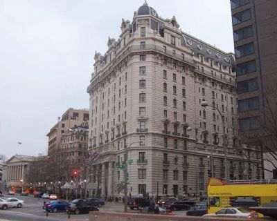 The Willard Hotel image. Click for full size.