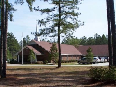 Current Church, 2009 Pine Level Church Road, off US 278 image. Click for full size.