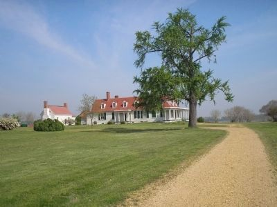 Appomattox Manor image. Click for full size.