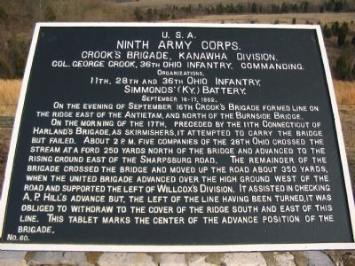 Crook's Brigade Tablet image. Click for full size.