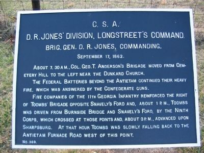 D.R. Jones' Division, Main Tablet image. Click for full size.