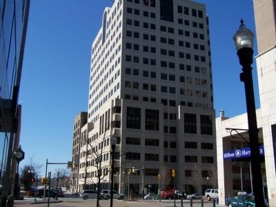 Pennsylvania National Insurance Company Building in Market Square. image. Click for full size.