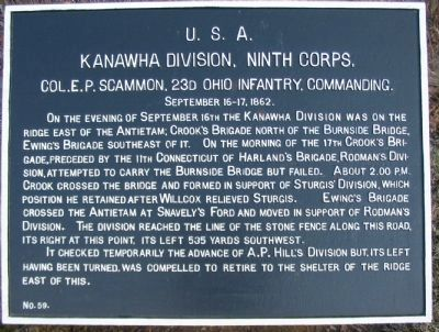 Kanawha Division Tablet image. Click for full size.