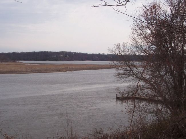 Patuxent River at Shelby's Landing image. Click for full size.