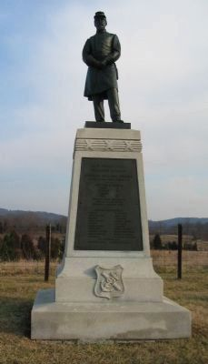 48th Pennsylvania Volunteer Infantry Monument image. Click for full size.
