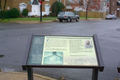 Shiloh Baptist Church (New Site) Marker image. Click for full size.