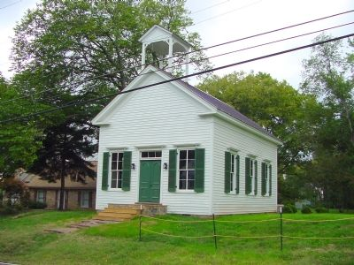 Brentsville Union Church image. Click for full size.