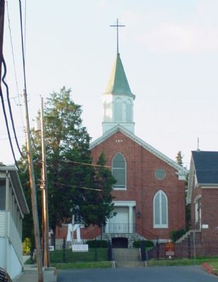 St. Thomas Episcopal Church image. Click for full size.