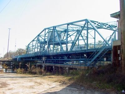 Socastee Swing Bridge image. Click for full size.