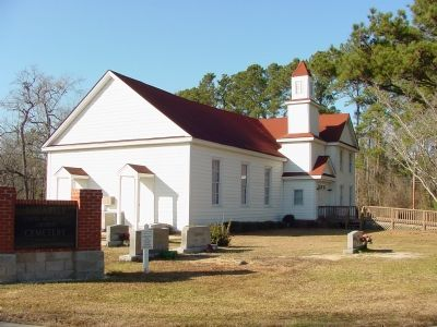 Socastee Methodist Church Second Sanctuary image. Click for full size.