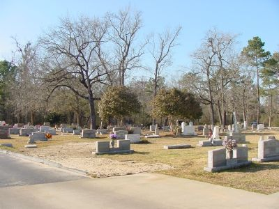 Socastee Methodist Church Cemetery image. Click for full size.