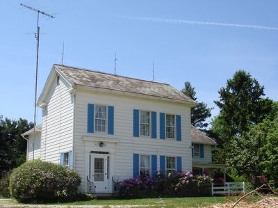 Boyhood Home of Major General Charles Griffin image. Click for full size.