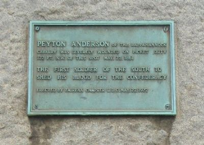 Peyton Anderson Marker image. Click for full size.