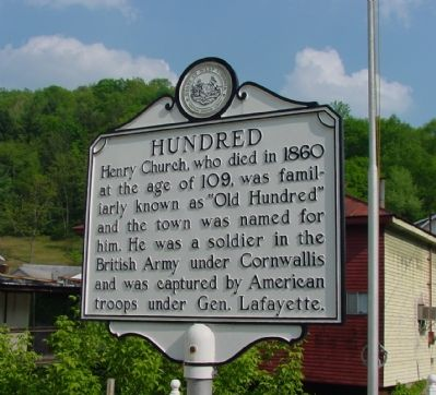 Hundred Marker image. Click for full size.