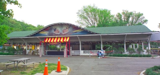 Bumper Car Pavilion image. Click for full size.