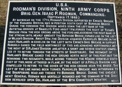 Rodman's Division Tablet image. Click for full size.