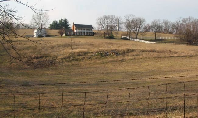 Fairchild's Brigade Advances on Sharpsburg image. Click for full size.