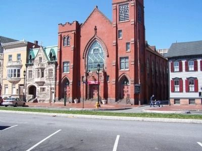 St. Michael Lutheran Church image. Click for full size.